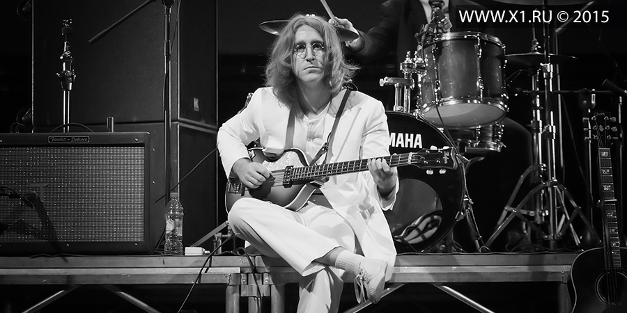 Jonh. 75. Memory of John Lennon.