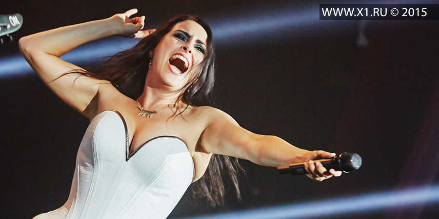 Within Temptation - Hydra. World Tour 2015 - концерт - ДКЖ - 19.10.2015 г. Новосибирск, Сибирь, Россия -- Within Temptation - Hydra. World Tour 2015 - Concert - DKZH - 10/19/2015 Novosibirsk, Siberia, Russia