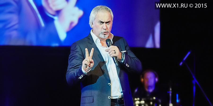 ������� ������� � ������� � ��� � 20.10.2015 �. �����������, ������, ������ -- Valery Meladze - Concert - DKZH - 10/20/2015 Novosibirsk, Siberia, Russia